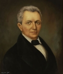 William Pope Duval, first provincial governor of Florida.